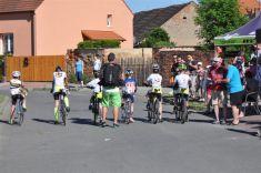 Cyklistické závody červen