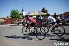 5.6.2015 - Dětské cyklo závody