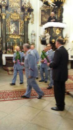 27.6.2015 - Koncert trubačů Hradní stráže Pražského hradu a V. Roubala